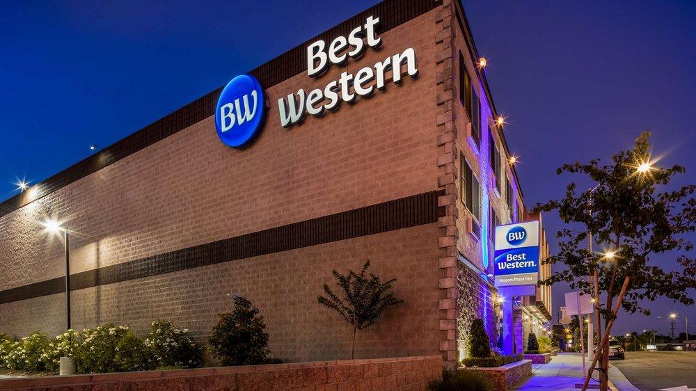 Best Western Airport Plaza Inn