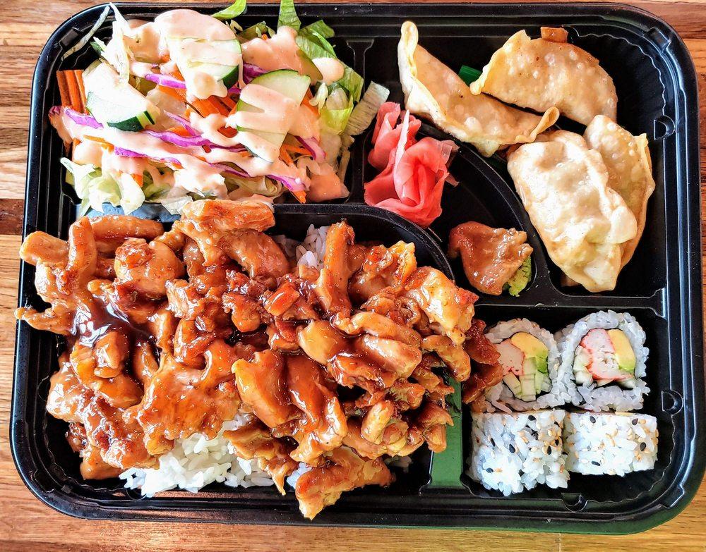 Okinawa Teriyaki & Sushi Express: 2600 W Broward Blvd, Fort Lauderdale, FL