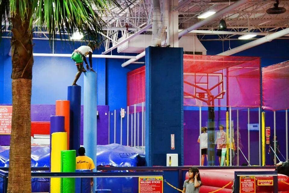 Photos For Jumpstreet Indoor Trampoline Park Yelp