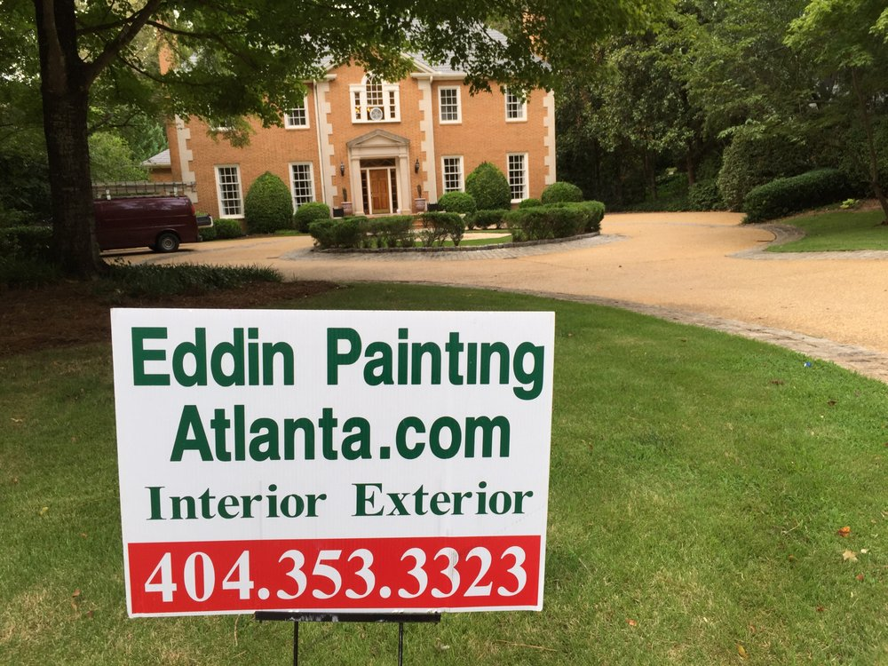Photo Of Atlanta Painters   Atlanta, GA, United States. Atlanta Exterior  And Interior