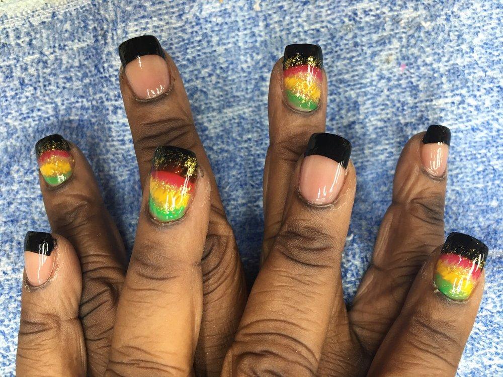 American Nail Salon: 1105 W Broad Ave, Albany, GA