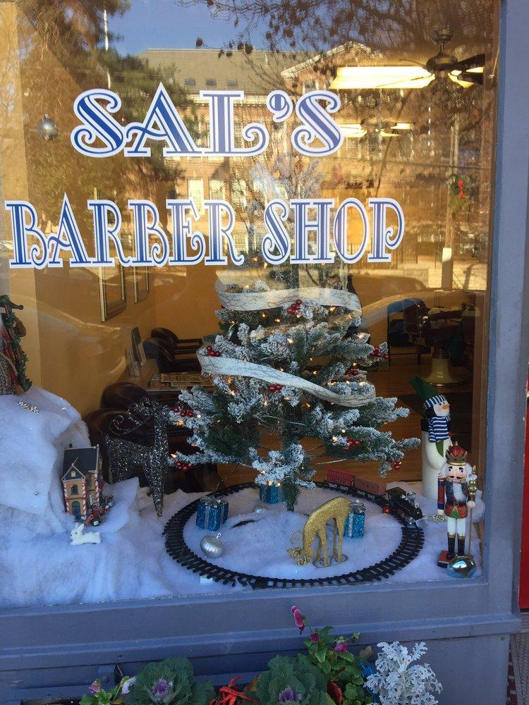 Sal's Barber Shop: 102 Main St, Irvington, NY