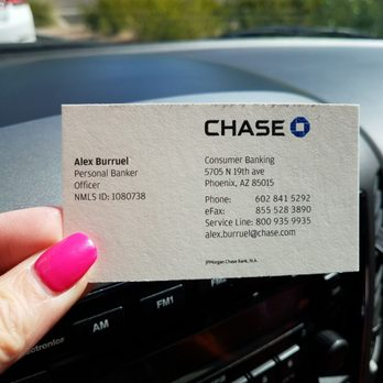 Chase Bank - Banks & Credit Unions - 5705 N 19th Ave