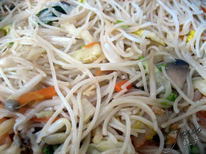how to make singapore chow mein
