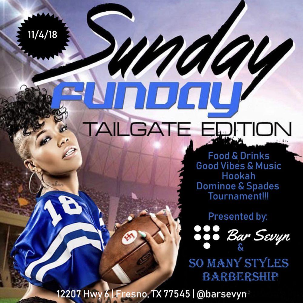Bar Sevyn: 12207 Hwy 6, Fresno, TX