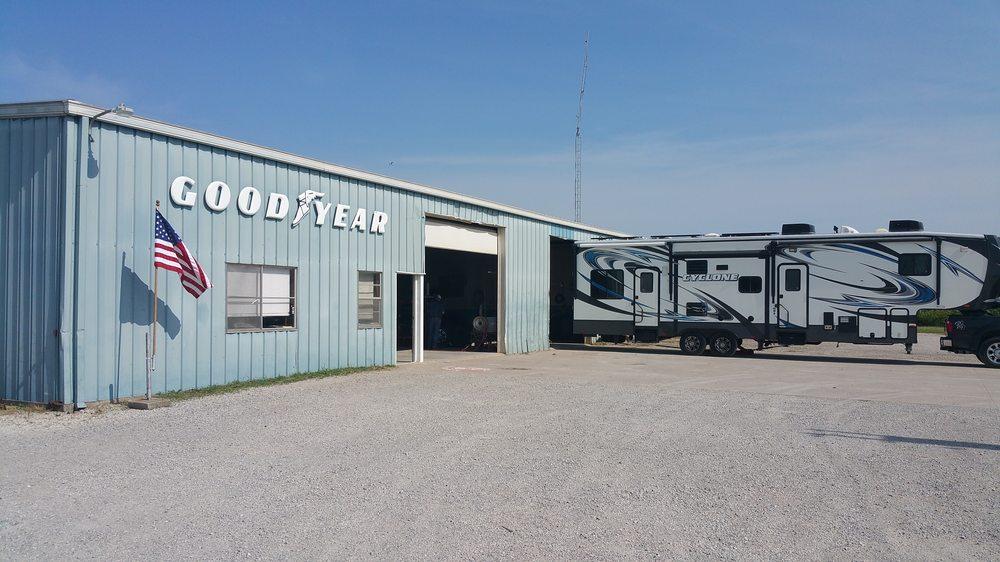 Goodyear Farm Tire Center: 1108 S Main St, Carrollton, MO
