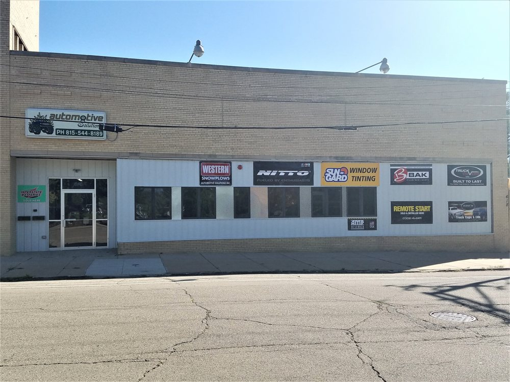 Automotive Solutions: 616 Whitney Blvd, Belvidere, IL