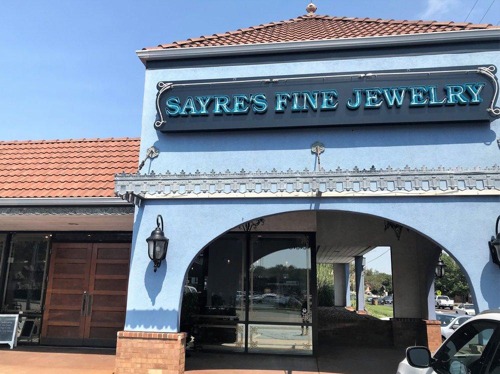 Carolyn Sayre's Fine Jewelry: 4730 E Douglas Ave, Wichita, KS