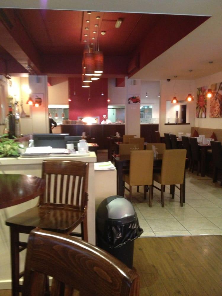 Mamma Mia Italian Restaurant Swansea