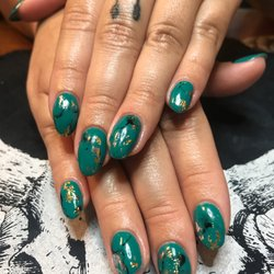 Acronychous modern nail designs 67 photos nail technicians photo of acronychous modern nail designs denver co united states turquoise with prinsesfo Choice Image