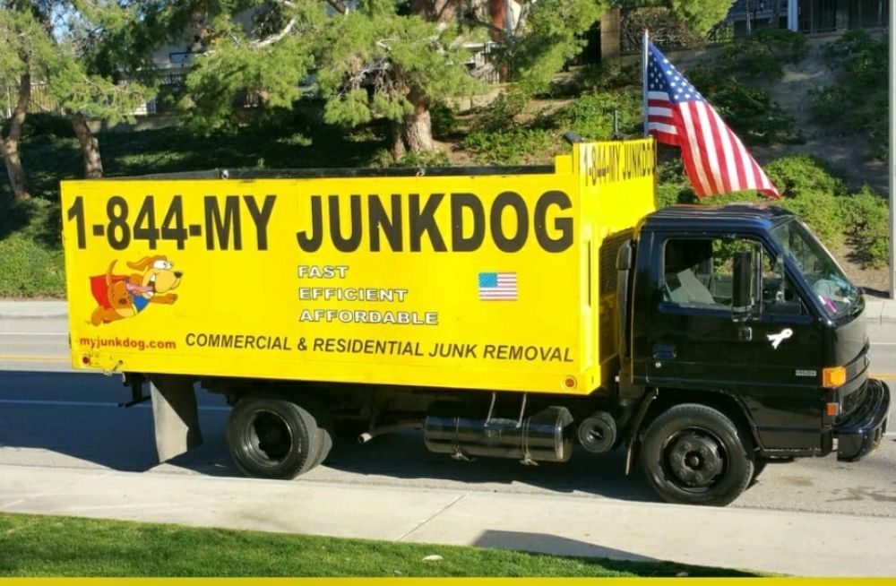 Enlèvement, démolition et transport de déchets de My Junk Dog