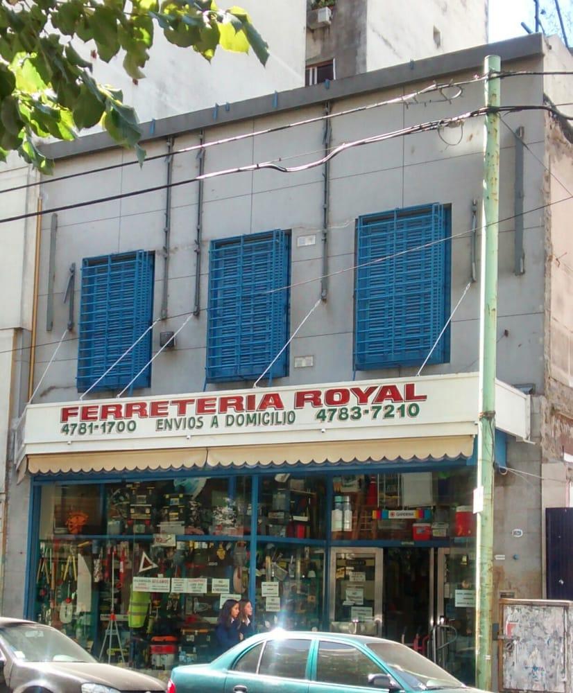 Ferreter a royal ferreter as ciudad de la paz 1629 for Ferreteria cerca de mi ubicacion