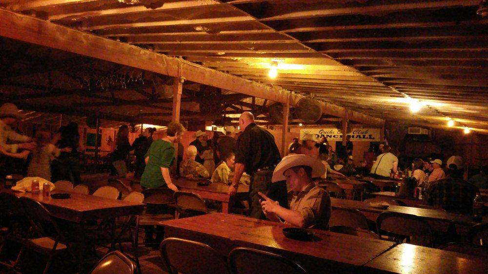 Quihi Gun Club Dance Hall: Hondo, TX