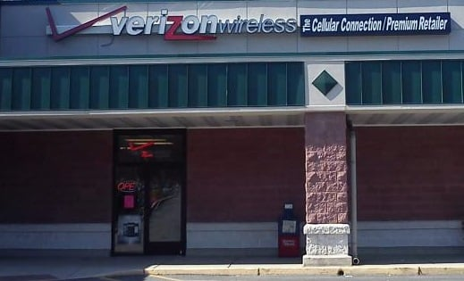 Verizon Wireless: 1544 Rt 61 S, Pottsville, PA