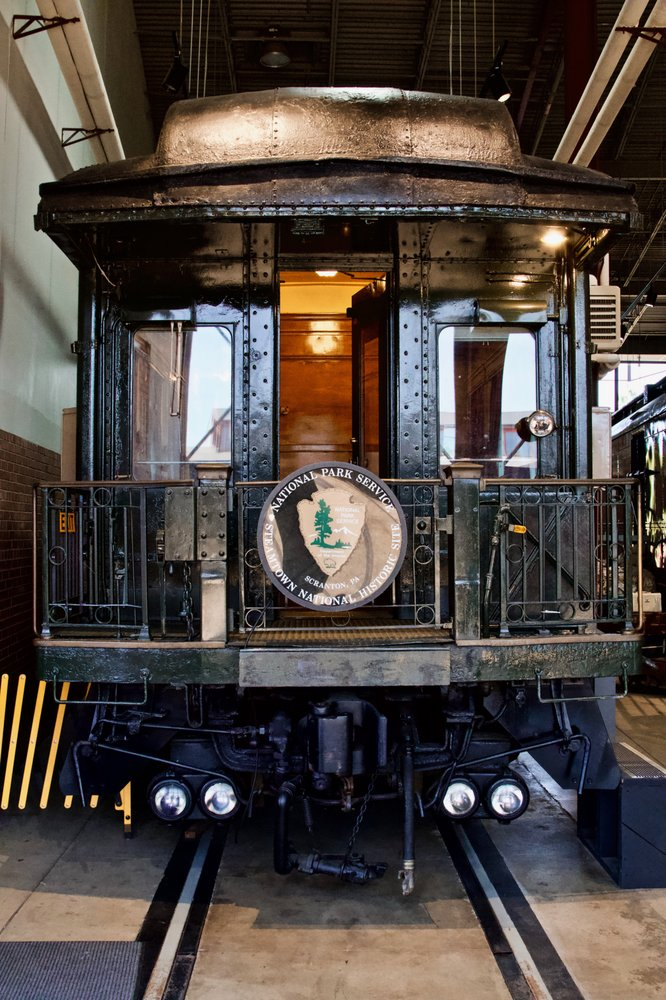 Social Spots from Steamtown National Historic Site
