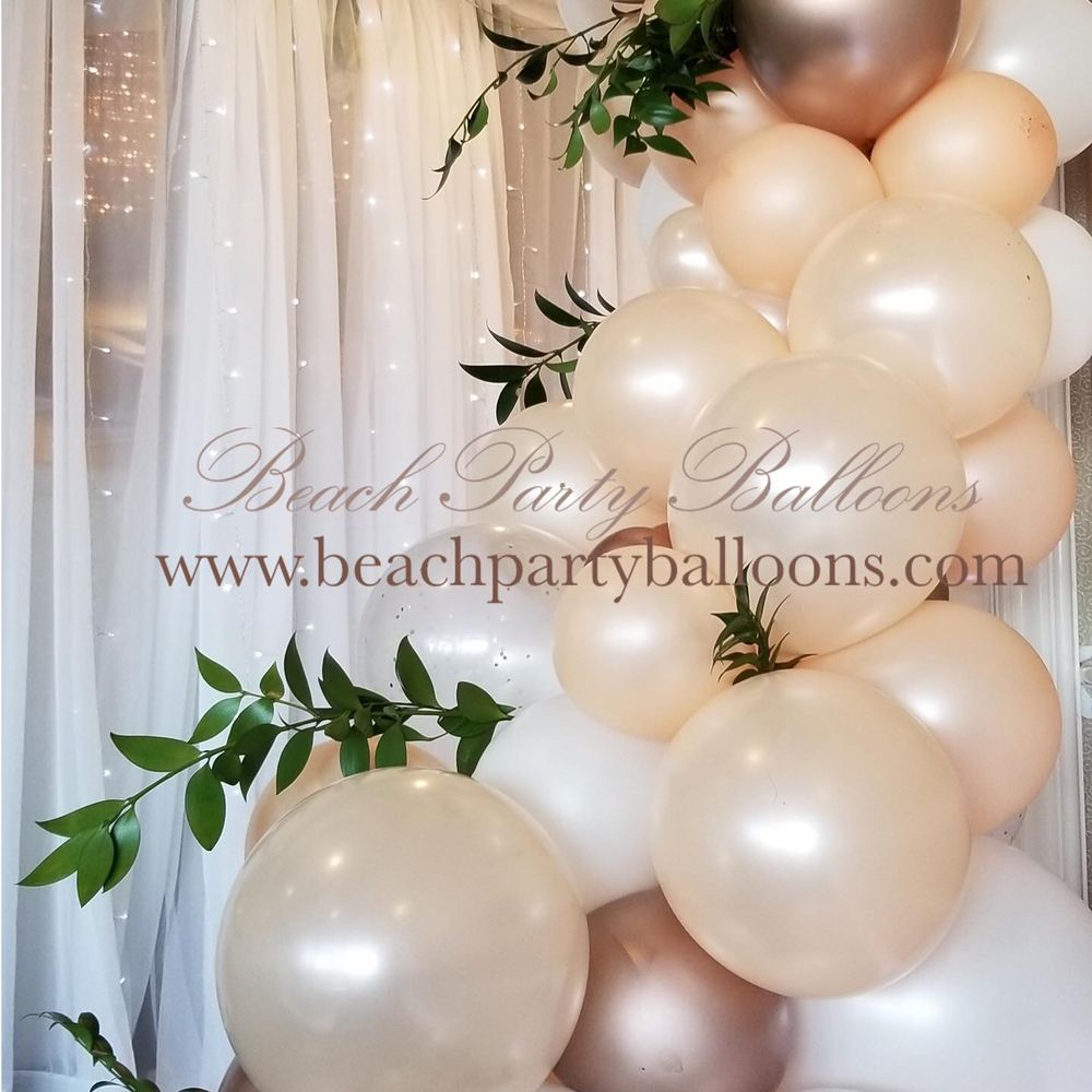 Beach Party Balloons: 222 Bridgeport Ave, Milford, CT