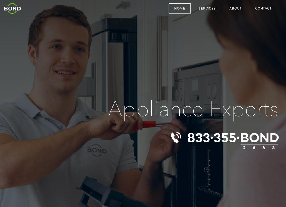 Bond Appliance Repair: Spartanburg, SC