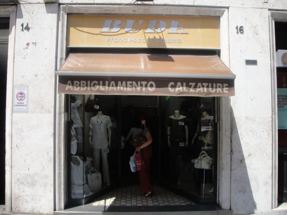 Buda abbigliamento femminile via solferino 16 - Ikea porta di roma telefono 06 ...
