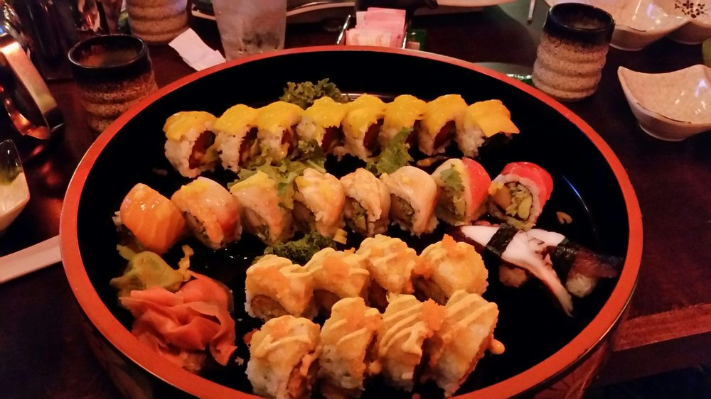 Kawa Sushi House: 109 Courthouse Sq, Inverness, FL