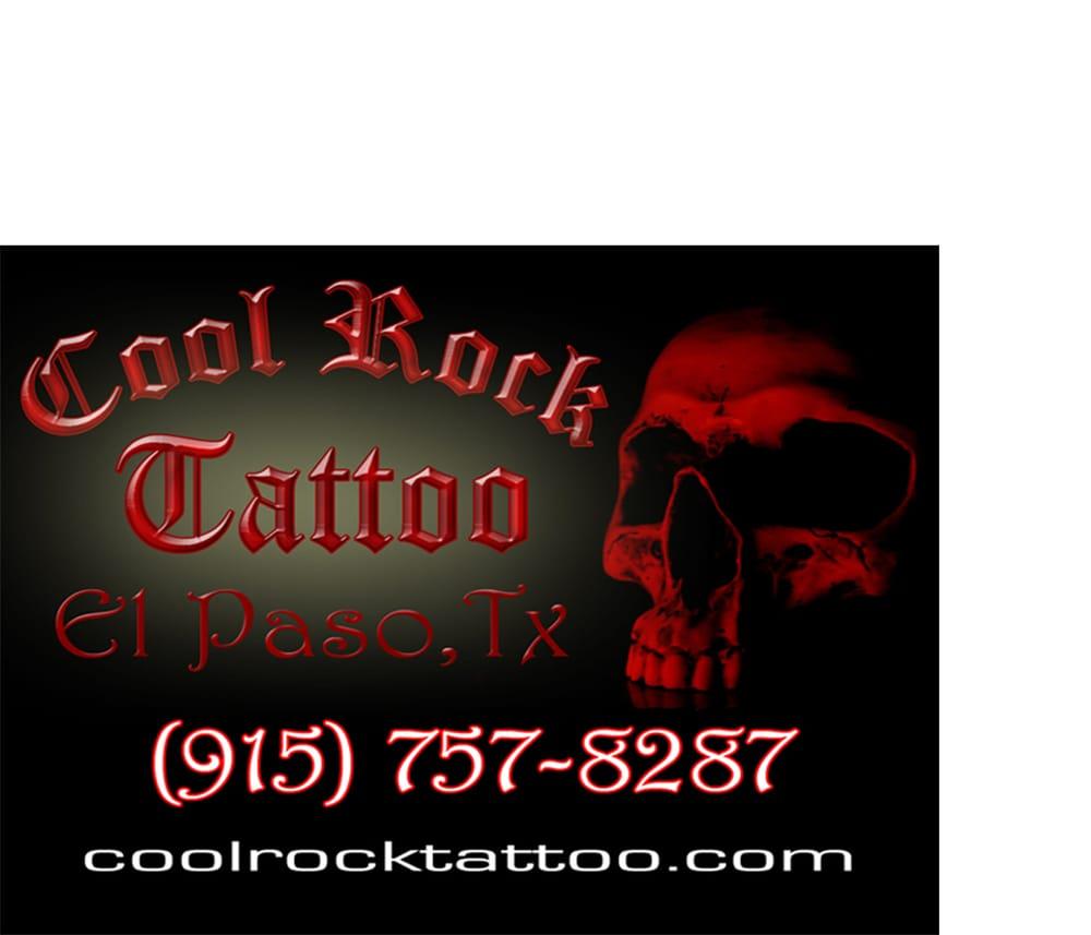 Photo of Cool Rock Tattoo: El Paso, TX
