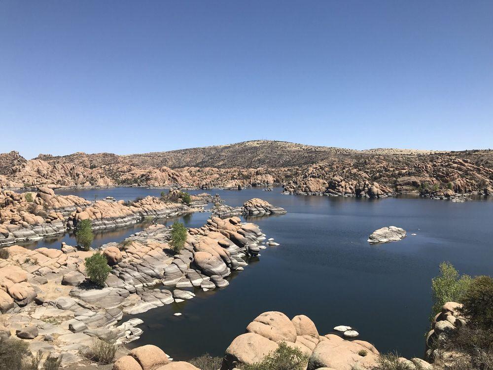 Watson Lake Park: 3101 N State Rd 89, Prescott, AZ
