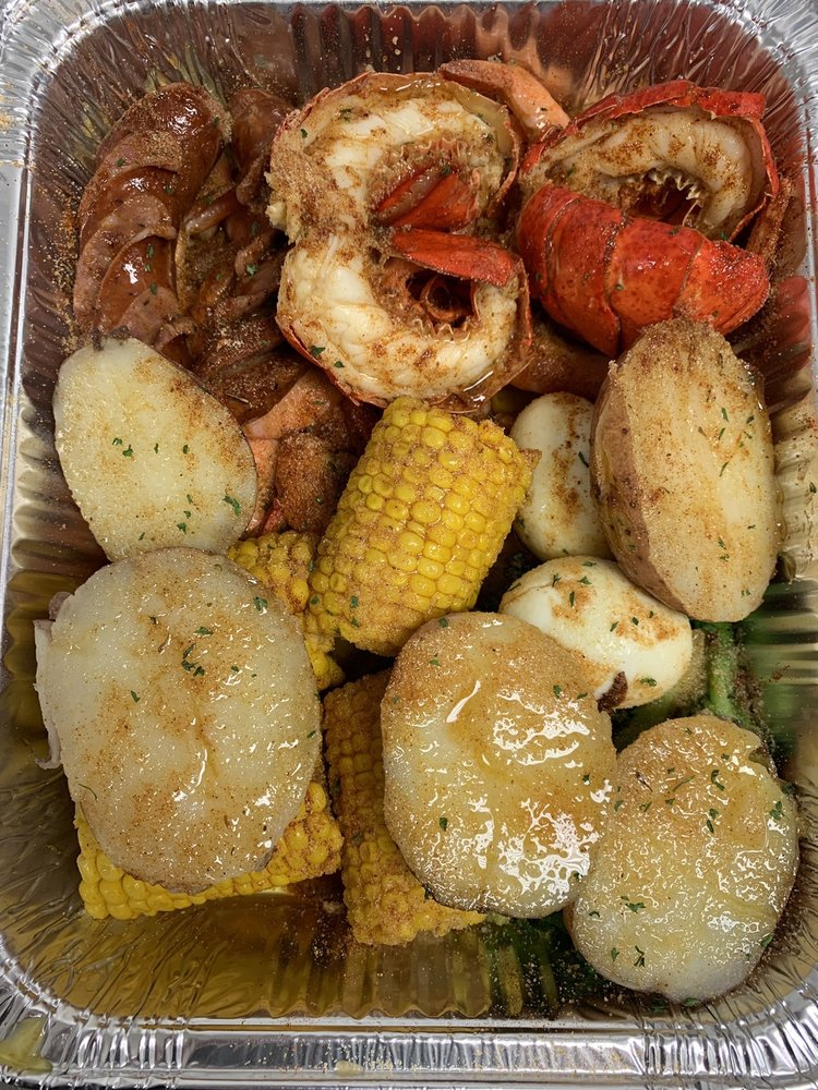 Cajun Seafood & Wings: 4221 Pleasant Valley Rd, Virginia Beach, VA