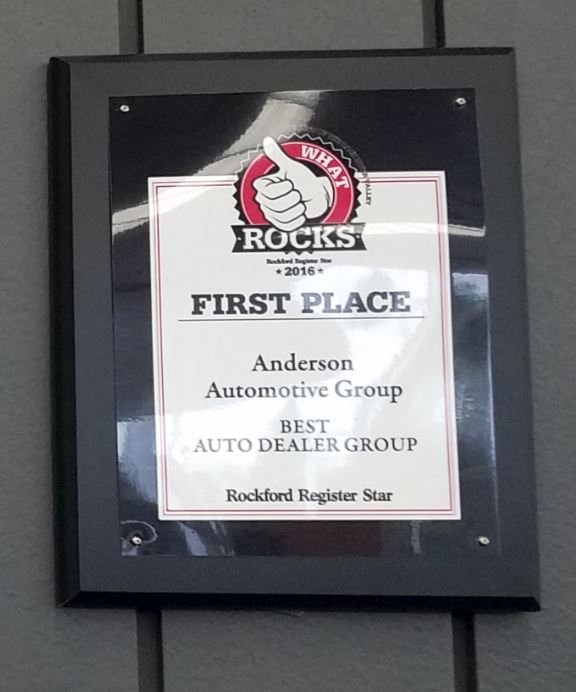 Anderson Automotive Group Including Anderson Mazda Voted Best Auto