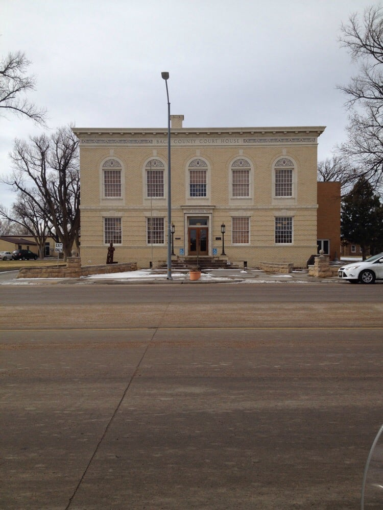 Baca County Courthouse: 741 Main St, Springfield, CO
