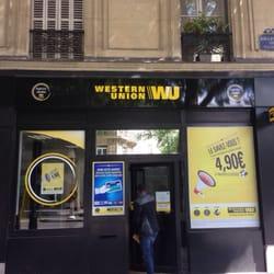 Photo Of Western Union Paris France