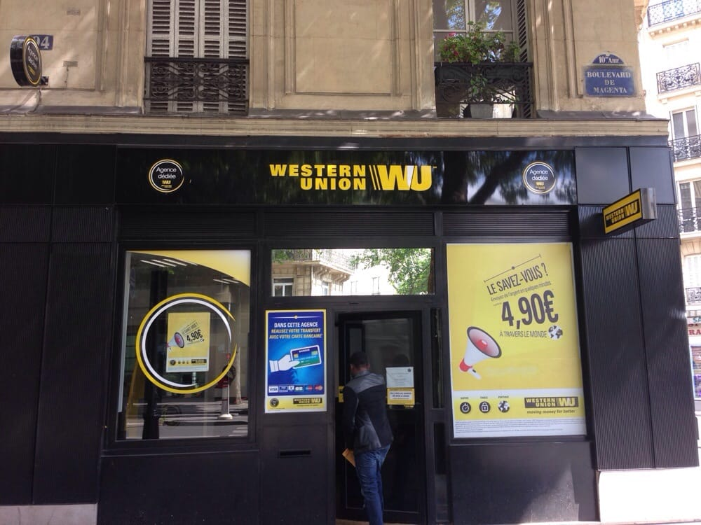 western union bank building societies 94 bd de magenta strasbourg st denis bonne nouvelle. Black Bedroom Furniture Sets. Home Design Ideas