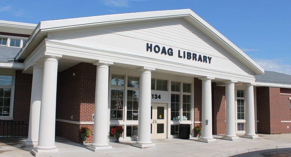Hoag Library: 134 S Main St, Albion, NY