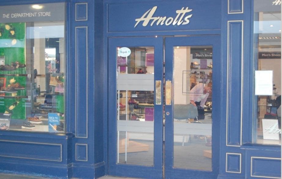 Dublin Ireland Shoe Stores