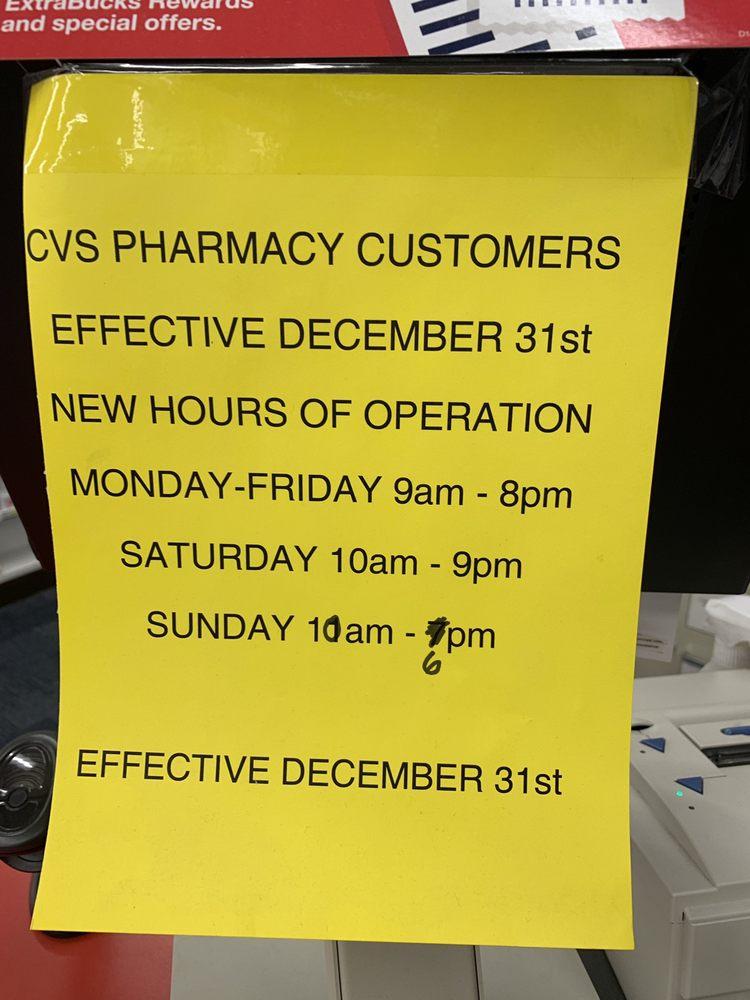 CVS Pharmacy: 415 Brooks Rd, Andrews, SC