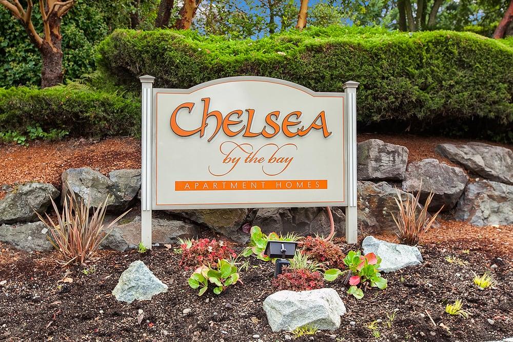 Chelsea by the Bay Apartment Homes by ConAm Management: 1823 S Kent Des Moines Rd, Des Moines, WA