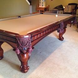 American Billiards Service Photos Pool Billiards W - Us billiards pool table