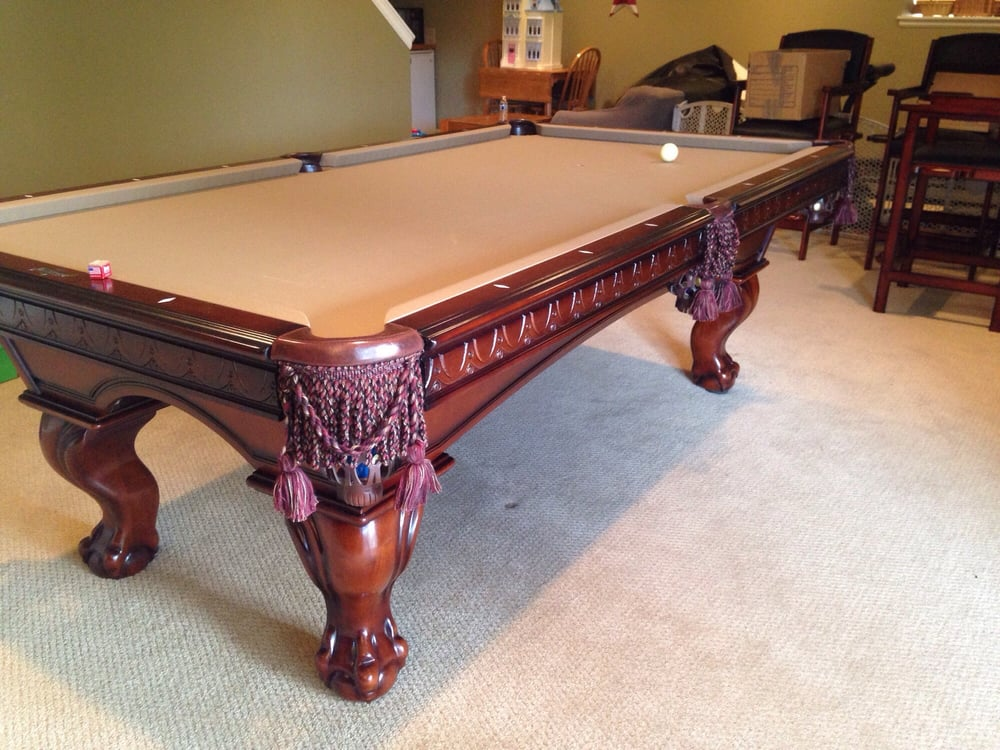 American Billiards Service Photos Pool Billiards W - American pool table company