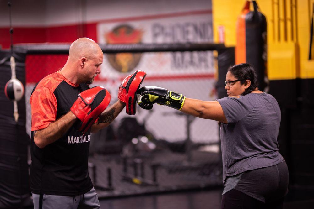 Phoenix Fitness & Martial Arts