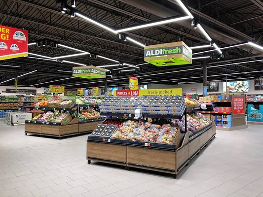 Aldi grocery stores in maine