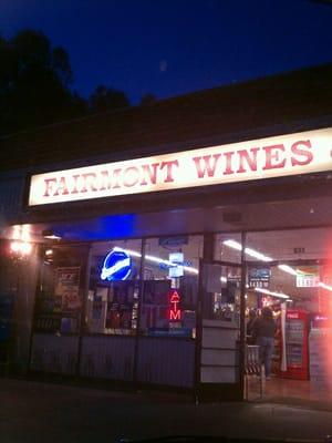 Fairmont Liquors