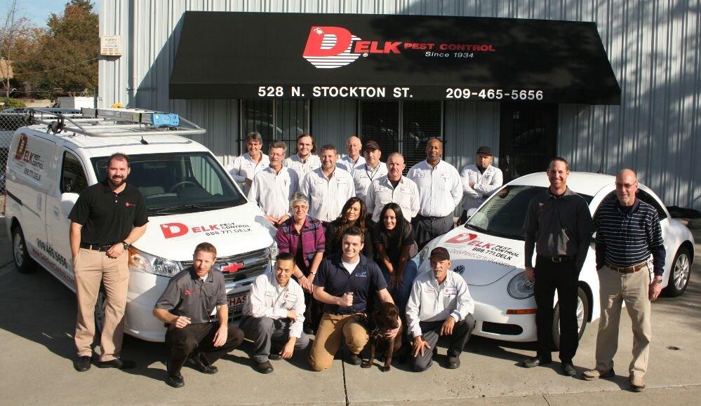 Delk Pest Control - 13 Reviews - Pest Control - 528 N Stockton St