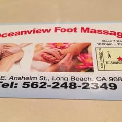 Ocean View Massage Long Beach Ca