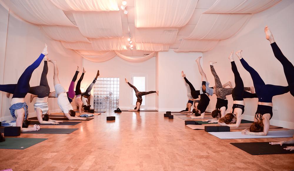 Big Shoulders Yoga: 1645 W Chicago Ave, Chicago, IL