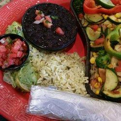 Photo Of Mi Ranchito Overland Park Ks United States Veggie Fajitas