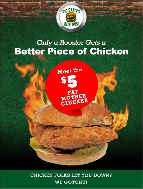 Fat Patty's: 3401 Rte 60 E, Barboursville, WV