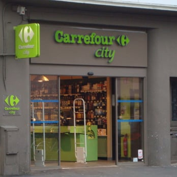 Carrefour City Grocery 121 Ave Jules Julien Toulouse France