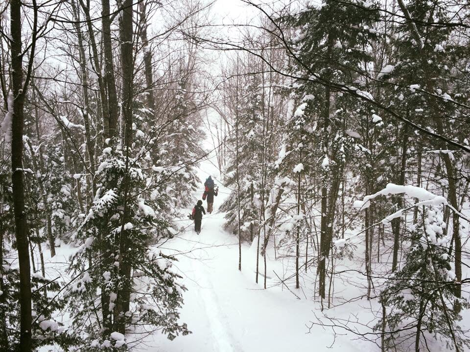 Big Powderhorn Mountain: 11375 Powderhorn Rd N, Bessemer, MI