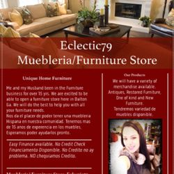 Photo Of Eclectic79 Home Furniture Dalton Ga United States Come And