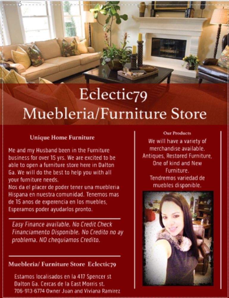 Eclectic79   43 Photos   Furniture Stores   417 S Spencer St, Dalton, GA    Phone Number   Yelp