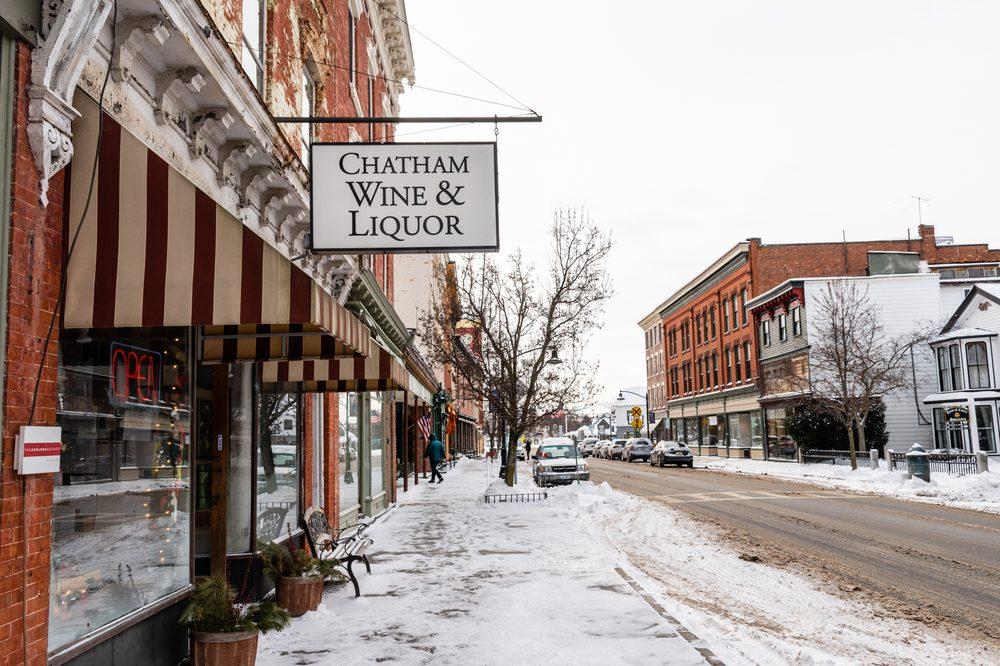 Chatham Wine & Liquor: 53 Main St, Chatham, NY