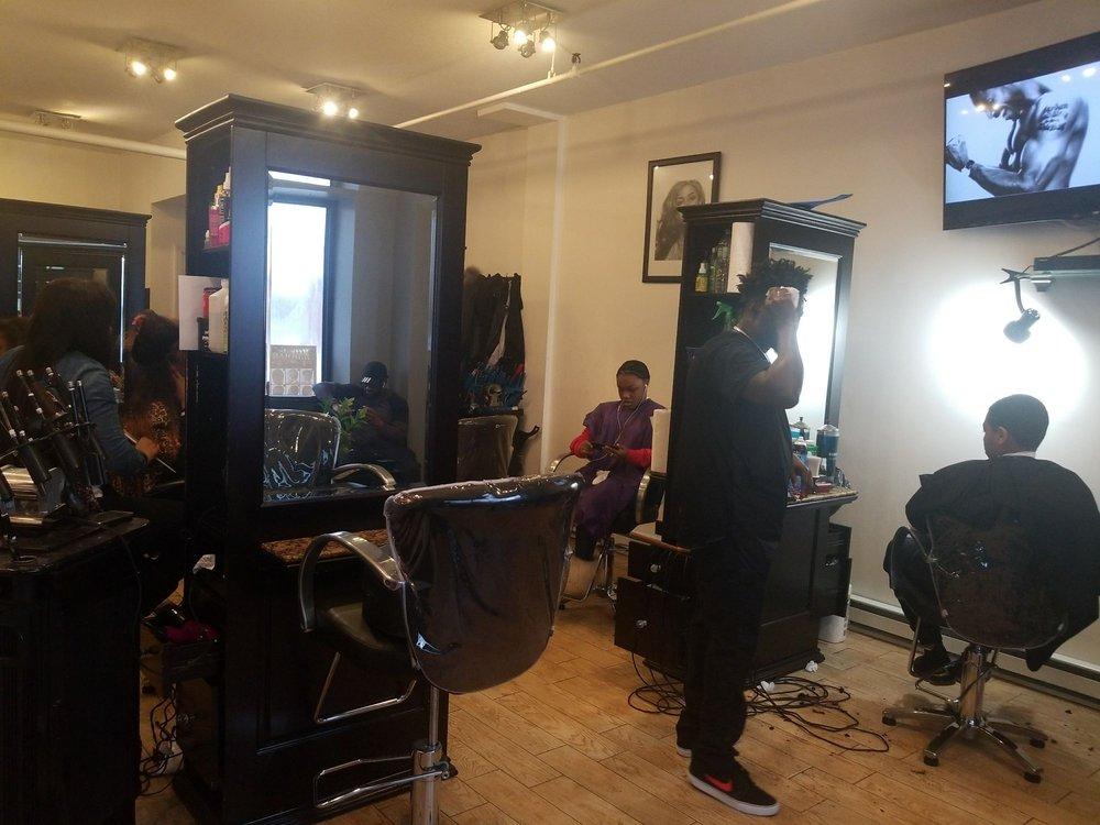 Volume Salon: 844 Atlantic Ave, New York, NY